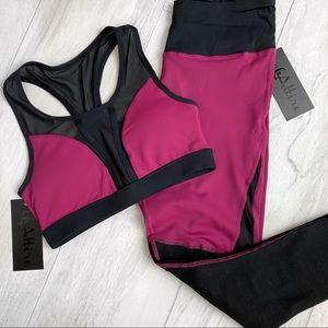 ekattire Tops - DARLING— in Berry Black